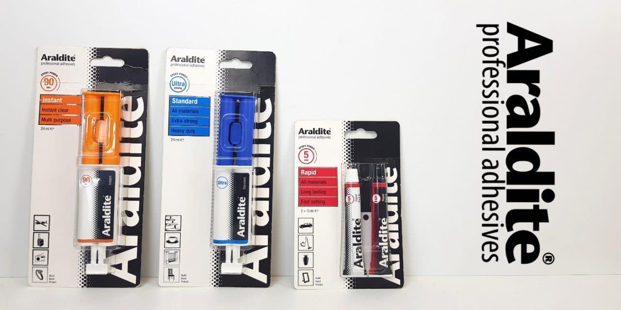 Comment bien choisir sa colle Araldite®?
