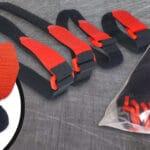 Sangles Velstrap de Velcro® – Entourez tout simplement vos objets et appuyez pour fixer !